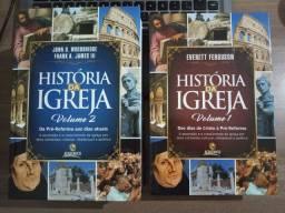 História da Igreja - 2 vols, Everett Ferguson