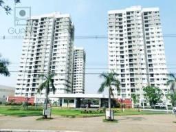 Apartamento com 3 quartos à venda, 70 m² por R$ 370.000 - Residencial Beira Rio - Cuiabá/M