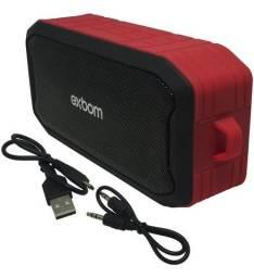 Caixa De Som Bluetooth A Prova D'água Super Potente