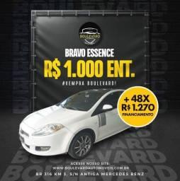 Título do anúncio: Fiat bravo 1.8 completo boulevard automóveis.