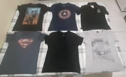 Camisas Seminovas