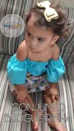 Conjunto Blogueirinha baby