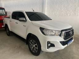 Título do anúncio: Toyota Hilux SRV 2019