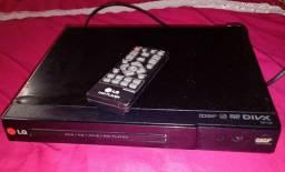 Aparelho DVD LG em perfeito estado de conservação