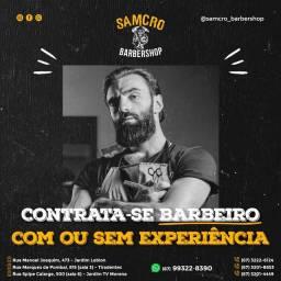 Título do anúncio: Barbearia / Contrata -se Barbeiro com ou sem experiência !