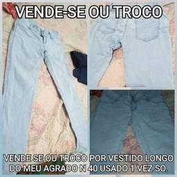 Vende-se roupas usado e nova FEMININO