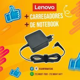 Carregador de Notebook Lenovo