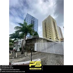 Apartamento com 2 dormitórios à venda, 61 m² por R$ 230.000,00 - Tambauzinho - João Pessoa