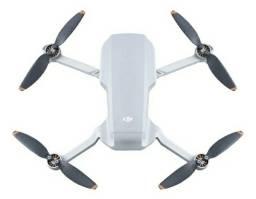 Drone dji mini 2 novo faço pelo mercado livre