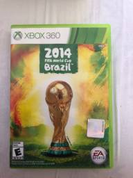 Jogo Fifa Copa do Mundo Brasil 2014 Original para Xbox 360