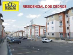Ótimo Apartamento 02 dorm, Port 24h, Santa Candida, Curitiba, R$ 600,00