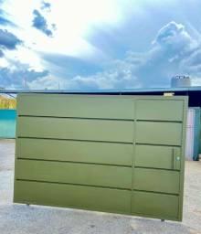 Portão Garagem (Correr/Deslizante) - 12x no Cartão. NOVO!