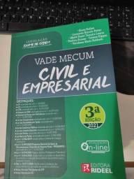 Título do anúncio: VADE MECUM Ceisc civil 2021 (terceira edição)
