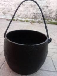 Panela de ferro 8 litros