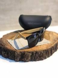 Óculos de Sol NH - Haste de Madeira