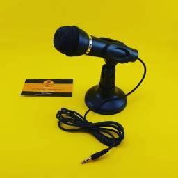 Microfone de Mesa ( para PC ) Portatil