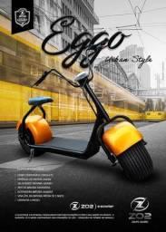 Scooter Elétrica 2000W Nova