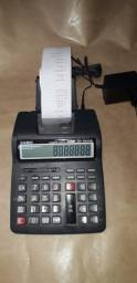Título do anúncio: Calculadora prof. de mesa Casio HR 100 TM