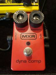 Pedal Compressor MXR Dyna Comp