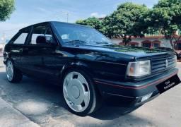 Título do anúncio: VW GOL QUADRADO AP 1.8 TURBO 1990 RELÍQUIA