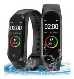 Relógio Inteligente Bluetooth - Variação 1<br><br>