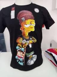 Título do anúncio: Kit camiseta multimarcas 10 peças