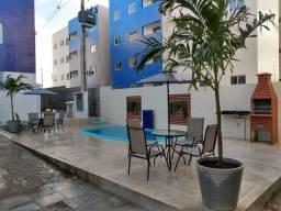 Apartamento no Novo Geisel (Área de Lazer)