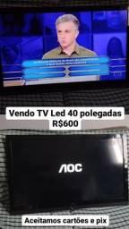 Título do anúncio: Tv Led
