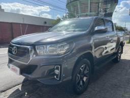 Hilux 2.8 SR 4x4 Automatic 2019 Unico Dono Extra