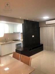 Apartamento com 2 quartos à venda, 71 m² por R$ 530.000 - Santa Marta - Cuiabá/MT