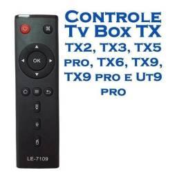 CONTROLE REMOTO TV BOX LINHA TX