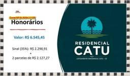 Loteamento Catu - Venha investir %%