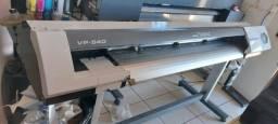 Plotter Roland VP-540 - Impressão e recorte