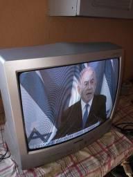 TV tubo Toshiba+conversor digital