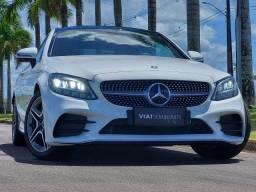 Título do anúncio: Mercedes-Benz C-180 Coupé Sport - 2020/2020 - Impecáveis 3.000km