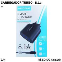 Carregador Turbo 8.1 V8