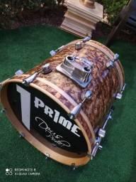 Título do anúncio: Bateria Acústica Prime American Jazz