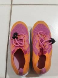 Combo de calçados infantil pontuação 29 todos