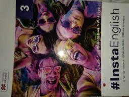 Livro de inglês #InstaEnglish 3