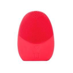 Xiaomi Inface Jordan & Judy - Escova De Limpeza Facial - Vermelho