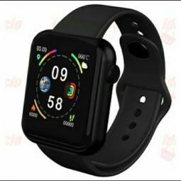 Smartwatch V6 preto