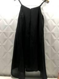Vestido de chifon