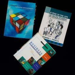Kit de livros em inglês (publicações canadenses)