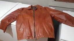 Título do anúncio: Vendo Jaqueta de couro GG R$ 200,00