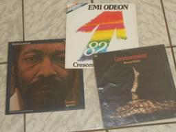 LPs - Hank Crawford e outros (Liquida: 3 LPs)