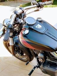 Harley Davidson - Fat Bob 2015 / 4600km