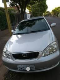 Toyota Corolla XEI 2007/2008 automático flex - 2008