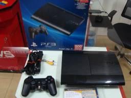 PS3 Playstation 3 completo com garantia parcelado