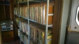 Coleção de Discos de Vinil Quase 10.000 Falar no WhatsApp