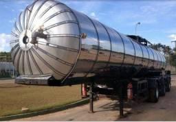 Tanque Isotermico para Asfaltos